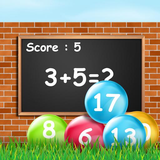Cool Math Bubbles: Math Games for Kids