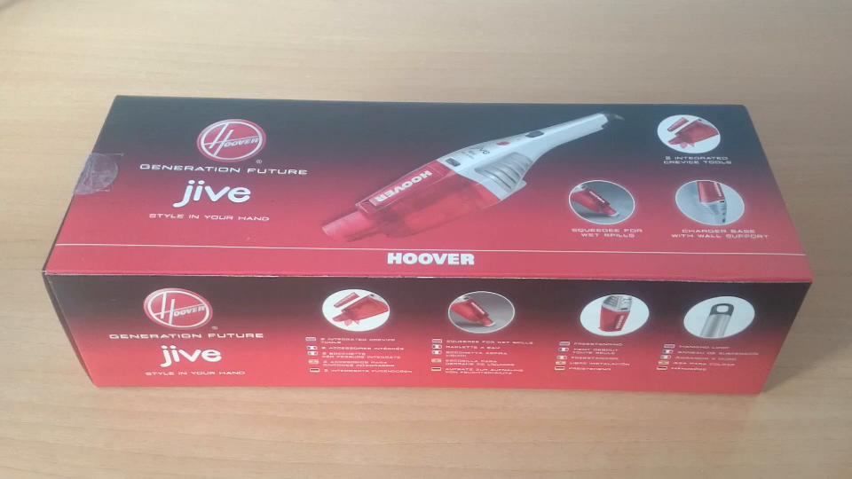 Hoover Jive SJ4000DWB6 Car Aspiradora de mano, Especial limpieza ...
