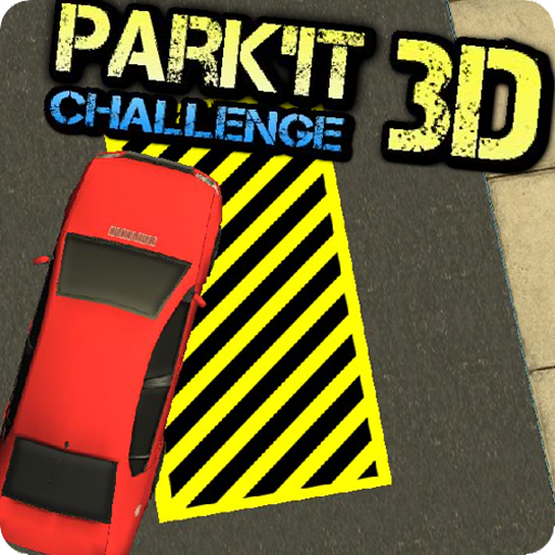 Parkit Challenge: Parking Jammed City 3D Driving Simulator 2015