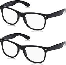Criba Anti-Reflective Wayfarer Unisex Sunglasses - (ADR 205|50|White Color)