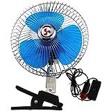 Lampa 73101 Ventilator Jumbo 12v Oszillierend 15 Cm Durchmesser Auto