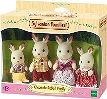 Sylvanian Families Asorti 1 C-Tavşan Ailesi 4150
