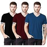 THE BLAZZE 0018 Regular T-Shirts for Men for Men Combo