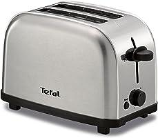 Tefal TT330 Ultra Mini Ekmek Kızartma Makinesi, Çelik
