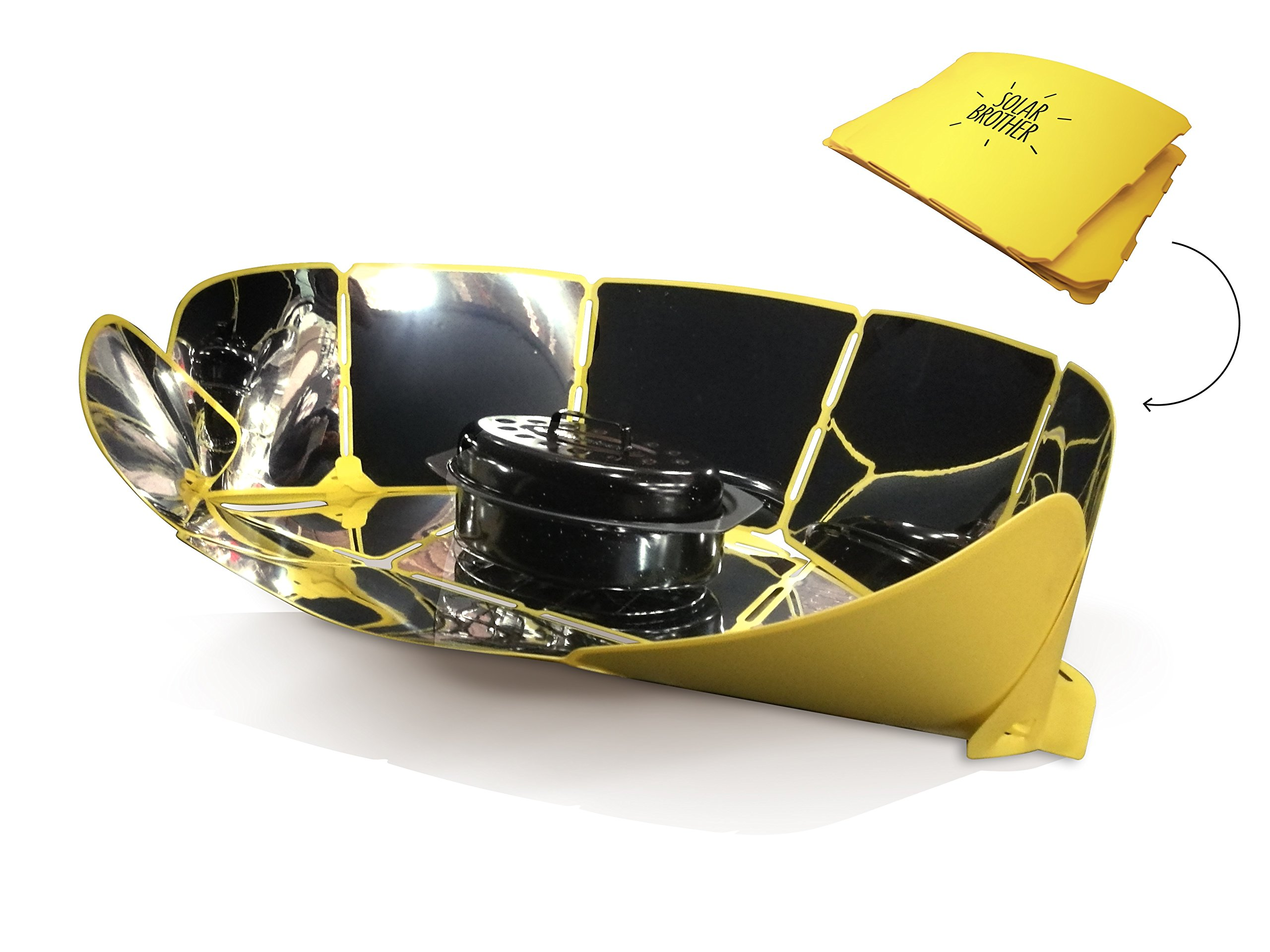 SUNGOOD Solar Cooker 2