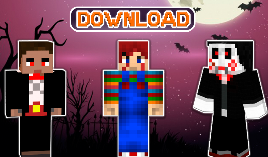 Halloween Skins for Minecraft: Amazon.co.uk: Appstore for Android