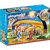 Playmobil 9494 - Arco de luces para belén de Navidad, unisex para niños