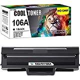 (senza Chip)Cool Toner 106A Compatiblie Toner per HP 106A W1106A Cartucce di Toner per HP Laser MFP 107w 107a 107r HP Laser M