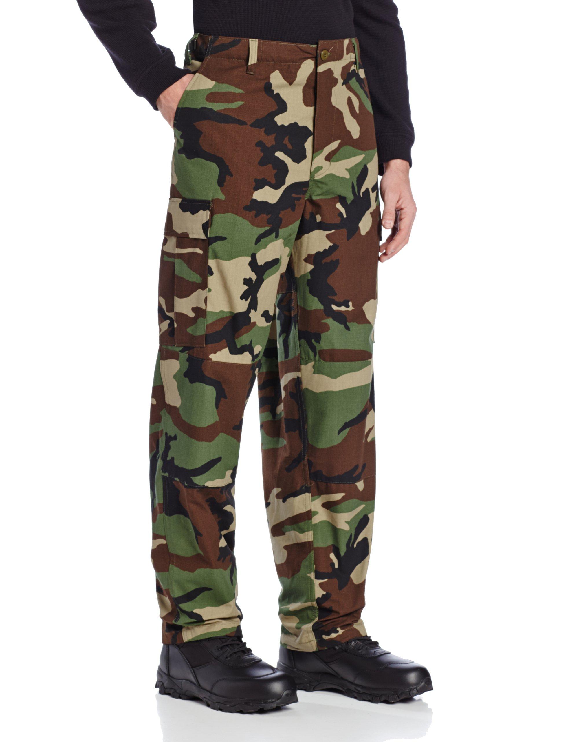 Pantaloni mimetici Tru Spec Woodland