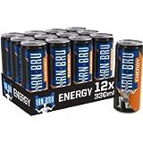 IRN-BRU Energy Drink, 330ml, (Pack of 12)