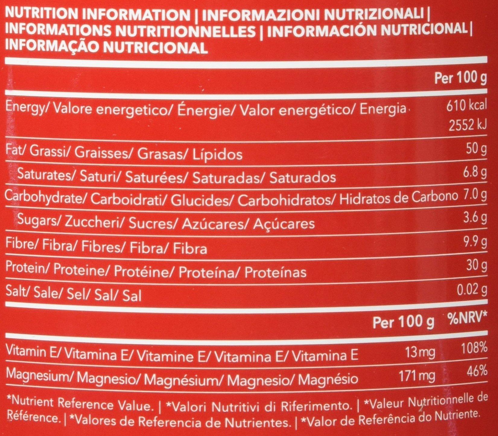 Prozis Peanut Butter 1kg – Deliciosa y de Textura Cremosa – Fuente Natural de Proteína – Apta para Dietas Veganas, Kosher y Halal – Sin Sal Añadida y Sin Grasas Trans parent
