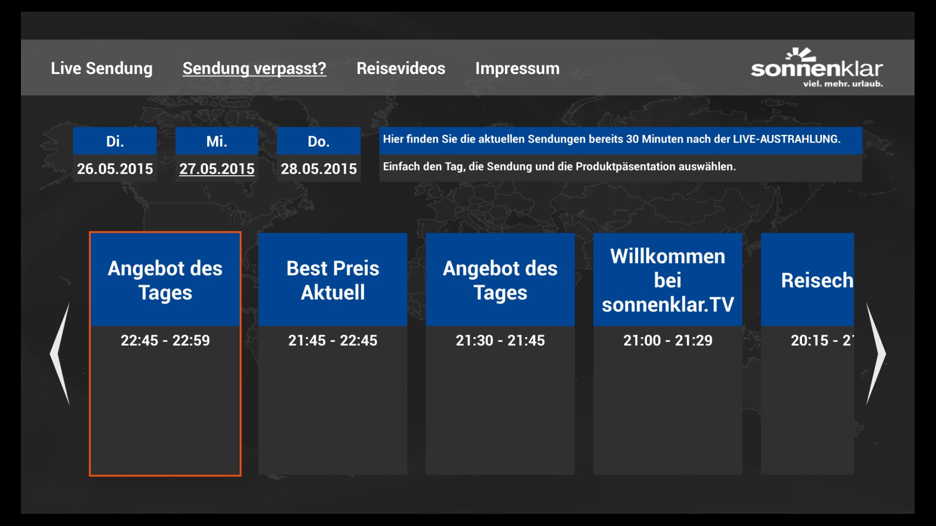 sonnenklar.TV: Amazon.de: Apps für Android