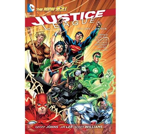 Justice League 2011 2016 Vol 1 Origin Justice League Graphic Novel Ebook Johns Geoff Lee Jim Lee Jim Williams Scott Amazon In Kindle Store