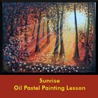 Sunrise Painting Lesson