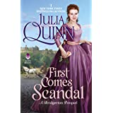 First Comes Scandal: A Bridgerton Prequel: 4