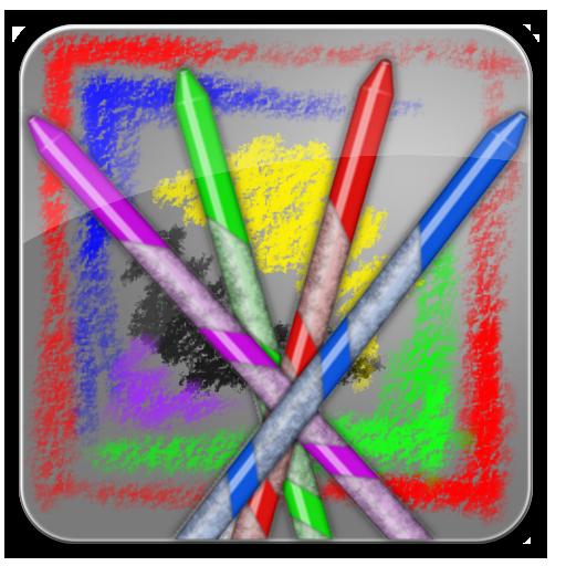 Wählen Sie ein Buntstift-Stick
