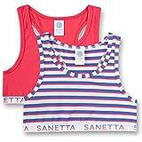 Sanetta Bustier Im Doppelpack Corsé (Pack de 2) para Niñas