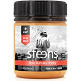 Steens Raw Monofloral Manuka Honey MGO 514+(UMF15) (340g)