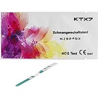 10x KTX7® Schwangerschaftstest - Frühtest Empfindlichkeit: 10 miu/ml