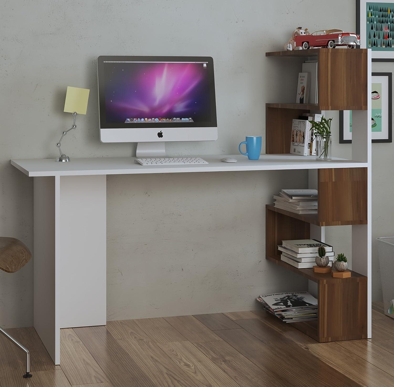 Mensole scrivania mensole sopra la scrivania with mensole - Mensole porta pc ...