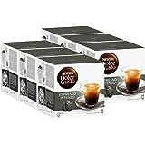 Nescafé Dolce Gusto Espresso Intenso, 6 Pakken, 6 x 16 Capsules
