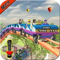 Crazy Roller Coaster Ride