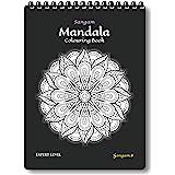 Zen Sangam Mandala Young Adults Colouring Book : Experts (Level 5)