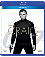 007: Daniel Craig as James Bond - 4 Movies Collection - Casino Royale + Quantum of Solace + Skyfall + Spectre (4-Disc Box Set)