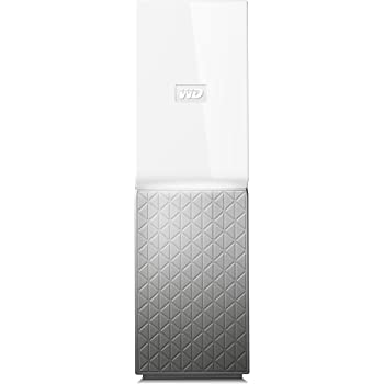 WD My Cloud Home NAS et Cloud Personnel 2To - WDBVXC0020HWT-EESN