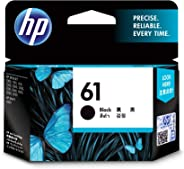 Hp 61 Ink Cartridge, Black [ch561wa]