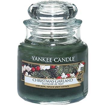 Yankee Candle Christmas Garland Jar Candle Small