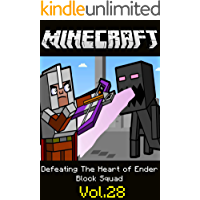 Defeating The Heart of Ender | Block Squad: Minecraft funny story comics
