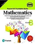 Pearson IIT Foundation Series - Maths - Class 8