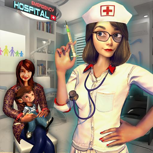 ER Emergency Hospital : Family Doctor Games