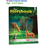 Blossom Moral Story Book for Kids 4 Years to 7 Years Old in English | 31 Fairy Tale Stories with Colourful Pictures | Best Be