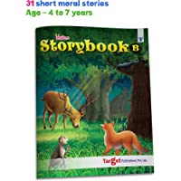 Blossom Moral Story Book for Kids 4 Years to 7 Years Old in English   31 Fairy Tale Stories with Colourful Pictures…