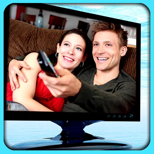 Marcos de la foto de televisión