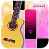 Pink Magic Tiles Guitar Edition 2018