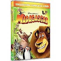 Madagascar 1,3 (Box 3 Dvd)