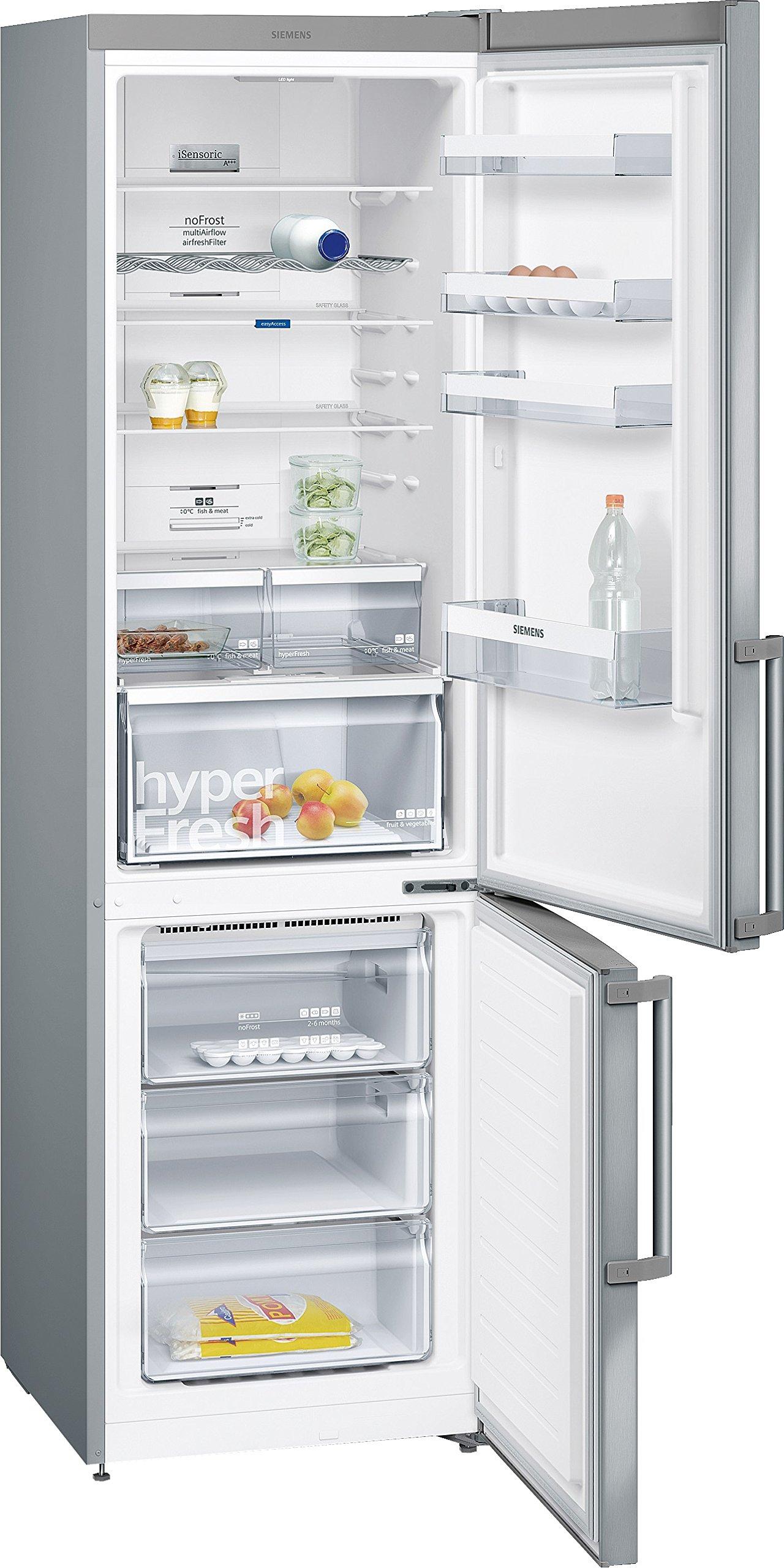 Siemens iQ300 KG39NXI46 Kühl-Gefrier-Kombination / A+++ / Kühlteil: 279 L / Gefrierteil: 87 L / NoFrost / AirFresh…