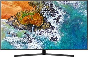 Samsung NU7409 125 cm (50 Zoll) LED Fernseher (Ultra HD, HDR, Triple Tuner, Smart TV)
