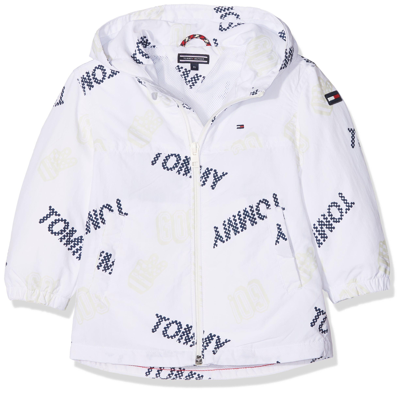 Tommy Hilfiger S Surprise Print Jacket Chaqueta para Niños