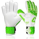CATCH & KEEP® Protector – Fingerskydd Torvvhandskar för barn – Premium torhüterhandskar för barn – Keeperhandskar med extra s