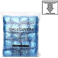 TARGET HYGIENE™ Shoe Cover Refill Disposable Blue Colour (Pack of 1 PKt) 100 PCS