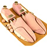 H & S in legno di cedro tendiscarpe forme per scarpe in legno di cedro
