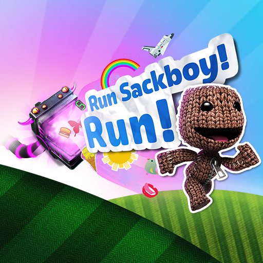 Run Sackboy! Run! - Little Big Planet Kostüm