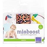 Bambino Mio Mioboost Boosters pour Couches Lavables Lot de 3 Taches du Safari 1 Unité