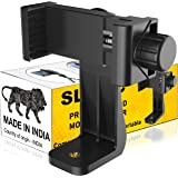 SLOVIC® Tripod Mount Adapter| Tripod Mobile Holder|Tripod Phone Mount(Made in India)| Smartphone Clip Clipper 360 Degree for