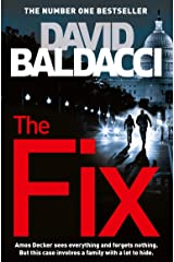 The Fix (Amos Decker series) Kindle Edition