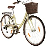Galano 28 Zoll Piccadilly 7 Gang Citybike Stadt Fahrrad